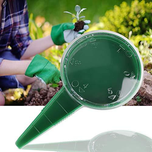 Sembradora de plantas manual ajustable Sembradora de plantas, herramienta de siembra manual de plantas, esparcidor de semillas, para jardinería, granja, jardinería, jardinería, jardinería