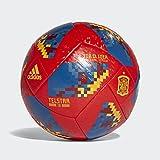 adidas WC 18 Ball FEF Balón Línea Federación Española de Fútbol, Hombre, Rojo (Rojo/doruni), 5