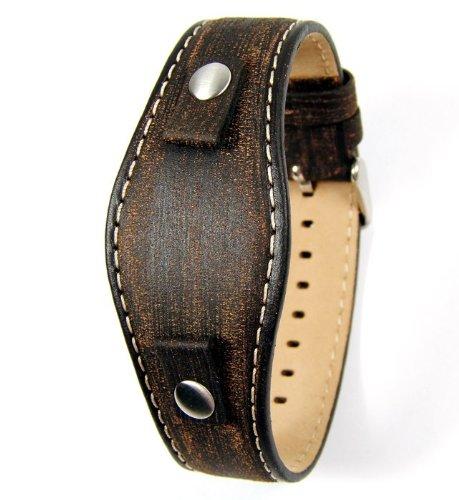 Fossil Damen-Uhrenarmband Lederband JR8130