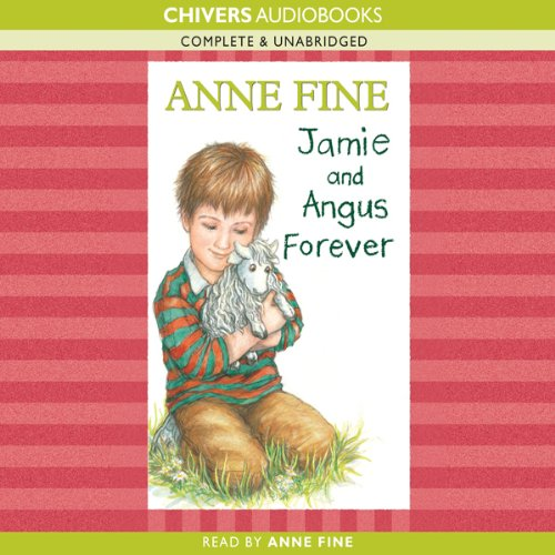 Jamie and Angus Forever audiobook cover art