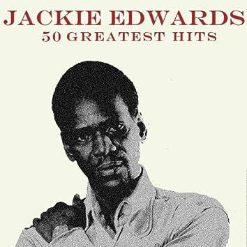 Jackie Edwards 50 Greatest Hits