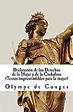 Declaración de los Derechos de la Mujer y de la Ciudadana: Textos imprescindibles para mujeres