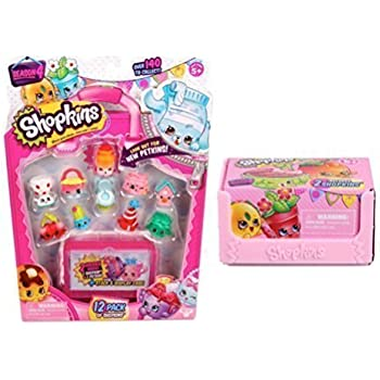 Shopkins Season 4 Bundle - 12 Pack and 2 Pack | Shopkin.Toys - Image 1