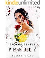 Broken Beasts of Beauty: A Dark, RH, PNR, Romance (Sinister Fairytales)