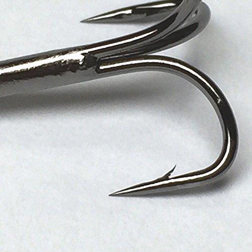 マルト(MARUTO)トレブルフック1092袖型20本入り(#2)