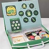 VIDOO Jouets Éducatifs De La Petite Enfance Puzzles Magnetic Learning Life Cycle Puzzles Educational Toy Puzzles