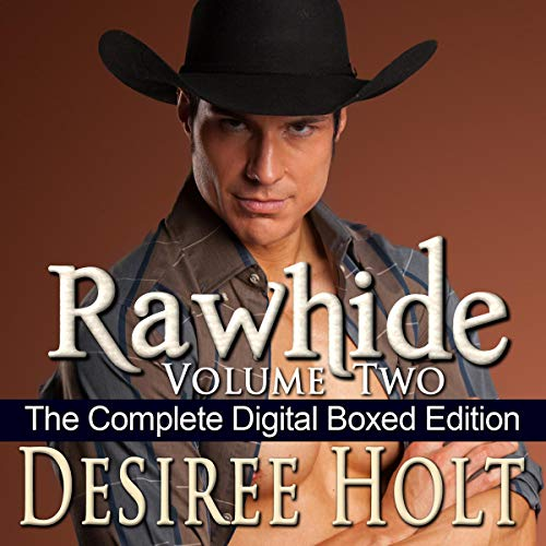 Rawhide, Volume Two audiobook cover art