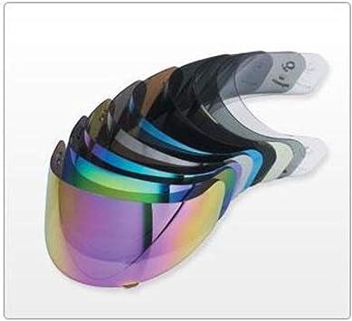 HJC FS-10 HJ-09 Anti-Scratch Smoke Helmet Replacement Shield Visor