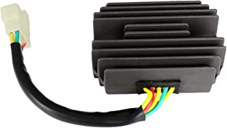 ROADFAR Voltage Regulator Rectifier 32800-33E00 Fit for 99-06 Suzuki GSX1300R Hayabusa 06 Suzuki GSX1300R Hayabusa Limited Edition 01-04 Suzuki GSX-R1000 97-05 Suzuki GSX-R600 96-05 Suzuki GSX-R750