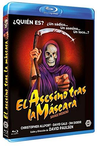 El Asesino tras la Máscara [Blu-ray]