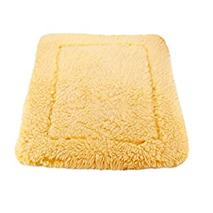 Hugglehounds Hugglefleece Dog Mat, Plush Soft And Durable Crate Mat, Machine Washable Bed (30″x48″)