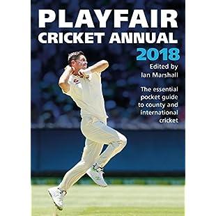 Playfair Cricket Annual 2018:Thecricketmaster
