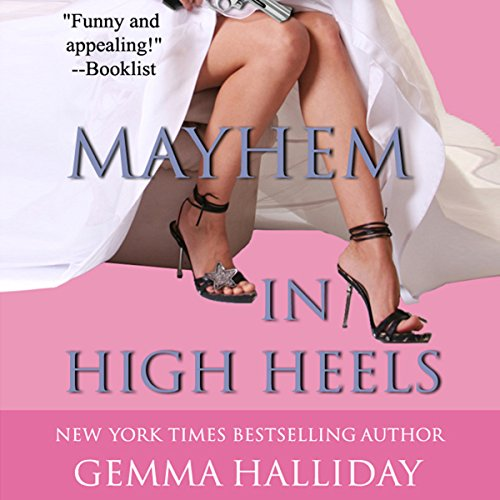 Mayhem in High Heels cover art
