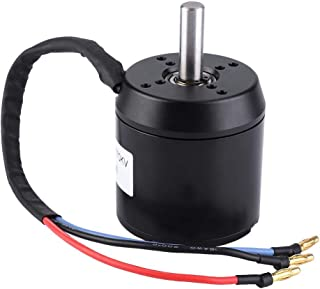 Alomejor Brushless Motor Electric Bike Skateboard Hub Motor 170KV 3000W Brushless Outrunner for Racing Quadcopter
