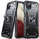 DASFOND Galaxy A12 Case, Military Grade Protective Phone