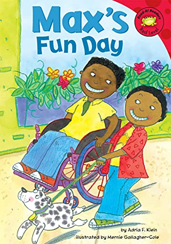 Max's Fun Day (Read-It! Readers: The Life of Max) (English Edition)
