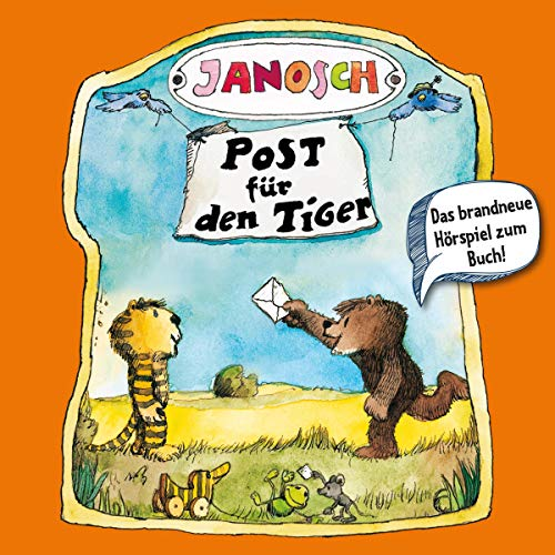 Couverture de Post für den Tiger