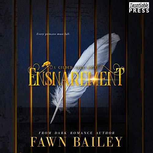 Ensnarement audiobook cover art