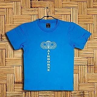 Airborne blue T-Shirt