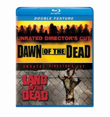 Dawn Land of The Dead [Blu-Ray]