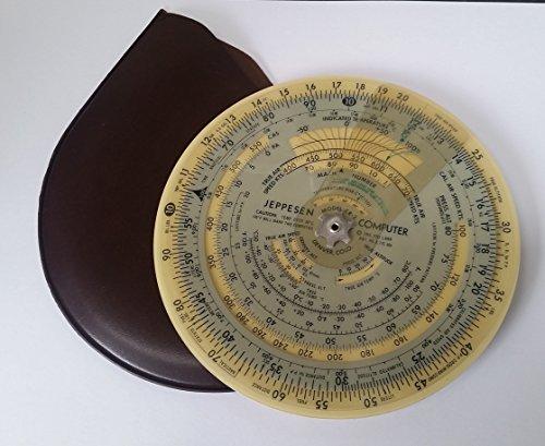 Jeppesen CR-3 Circular Computer (6' Diameter) JS514237