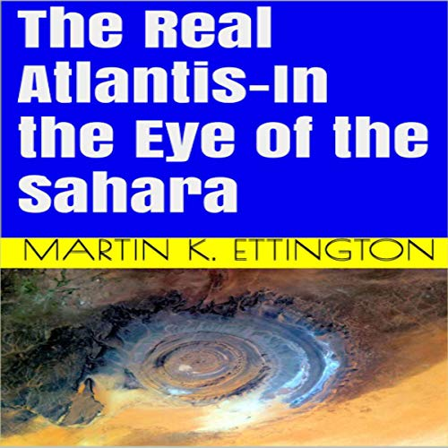 The Real Atlantis audiobook cover art