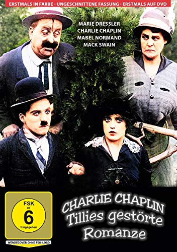 Charlie Chaplin - Tillies gestörte Romanze - erstmals in kolorierter Fassung - Charlie Chaplin - Tillie's Punctured Romance - In Color