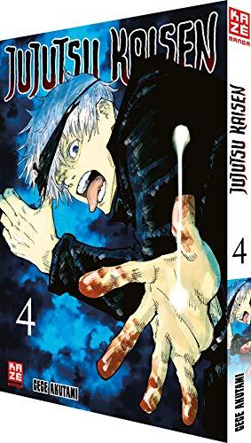 Jujutsu Kaisen – Band 4