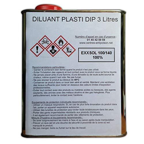 Plasti Dip Diluant bidon 3 litres