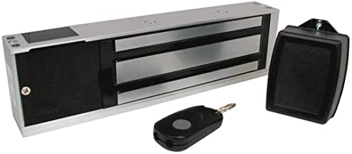 Alarm Lock RRPM1200PAK RR-PM1200 Remote Operated Infrared Magnetic Lock, 1200 lb.