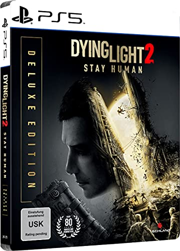 Dying Light 2 Stay Human Deluxe Edition (Playstation 5)