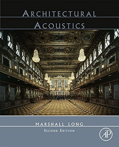 Architectural Acoustics (English Edition)