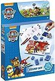 Totum Kit Créatif - Pat Patrouille - Stampset - Set de Tampons -