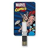 Carta di Credito a forma di USB flash drive (8GB), estremamente fine e personalizzata con l' immagine dei tuoi personaggi preferiti. Grazie al suo chip rimovibile, si può trasformare in USB flash drive molto compatto. La dimensione della chiave: 55m...