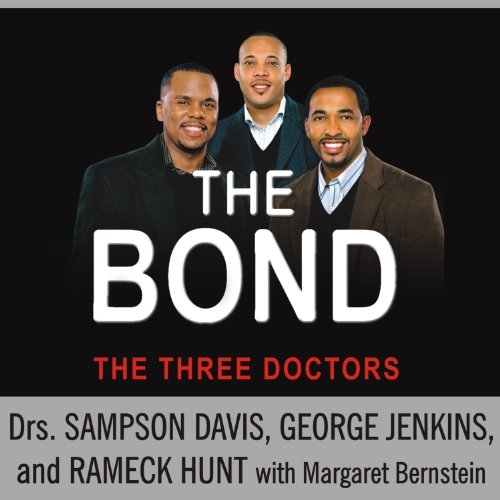 The Bond audiobook cover art