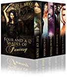 Four and a Half Shades of Fantasy Anthology: 5 Paranormal Ro