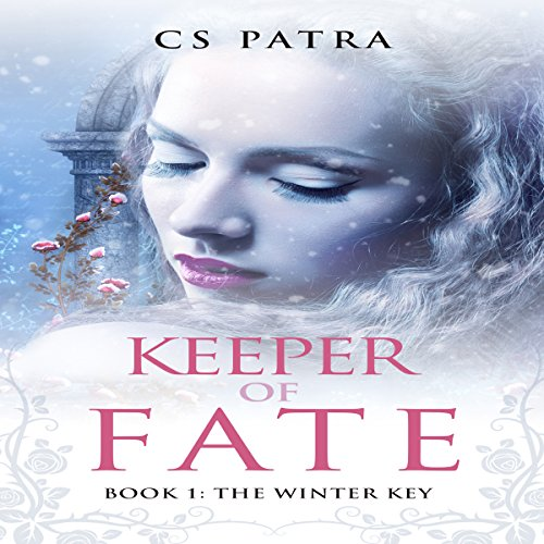 The Winter Key audiobook cover art