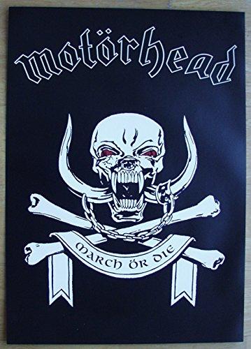 Motörhead Poster Nr. 1 Format 60 x 85 cm Original von 1992