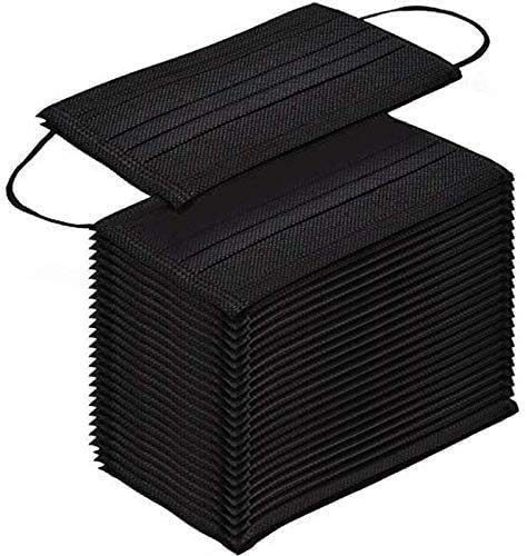 4 capas de filtrado, negro, cómodo y transpirable para exteriores e interiores