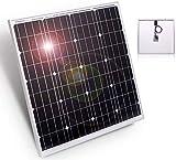 DOKIO Panel Solar Monocristalino 150w 12v,ALTA EFICIENCIA,ROBUSTO...