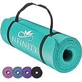RMK Yoga Mat NBR Exercise Fitness Foam...