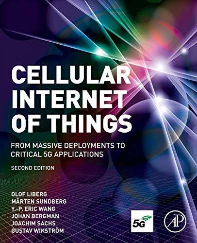 Cellular Internet of Things: From Massive Deployments to Critical 5g Applications