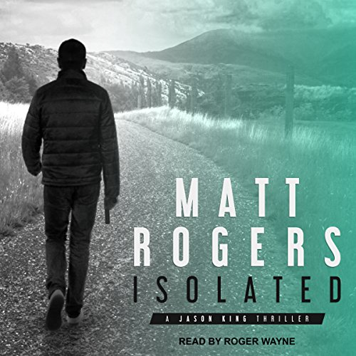 Isolated audiobook cover art