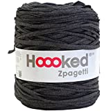 DMC Hoooked Zpagetti フックドゥ ズパゲッティ リサイクルヤーン 超極太 (ロットにより色の変更あり) DarkGrey ダーク グレー 約 120m DMC800