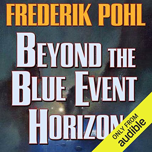 Beyond the Blue Event Horizon cover art