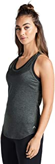 Rockwear Activewear Women's Marathon Butterly Back Singlet Khaki 6 from Size 4-18 for Singlets Tops