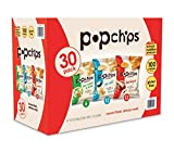 Popchips Variety Box,Great for lunch boxes and on-the-go snacking (.Variety Pack, 30 PK)