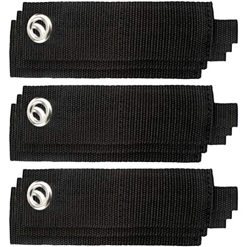 Hemoton - 10 correas de cable reutilizables, cinta adhesiva de alto rendimiento,...
