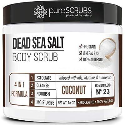 Premium Organic Body Scrub