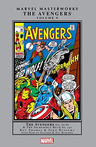 Avengers Masterworks Vol. 9 (Avengers (1963-1996)) (English Edition)